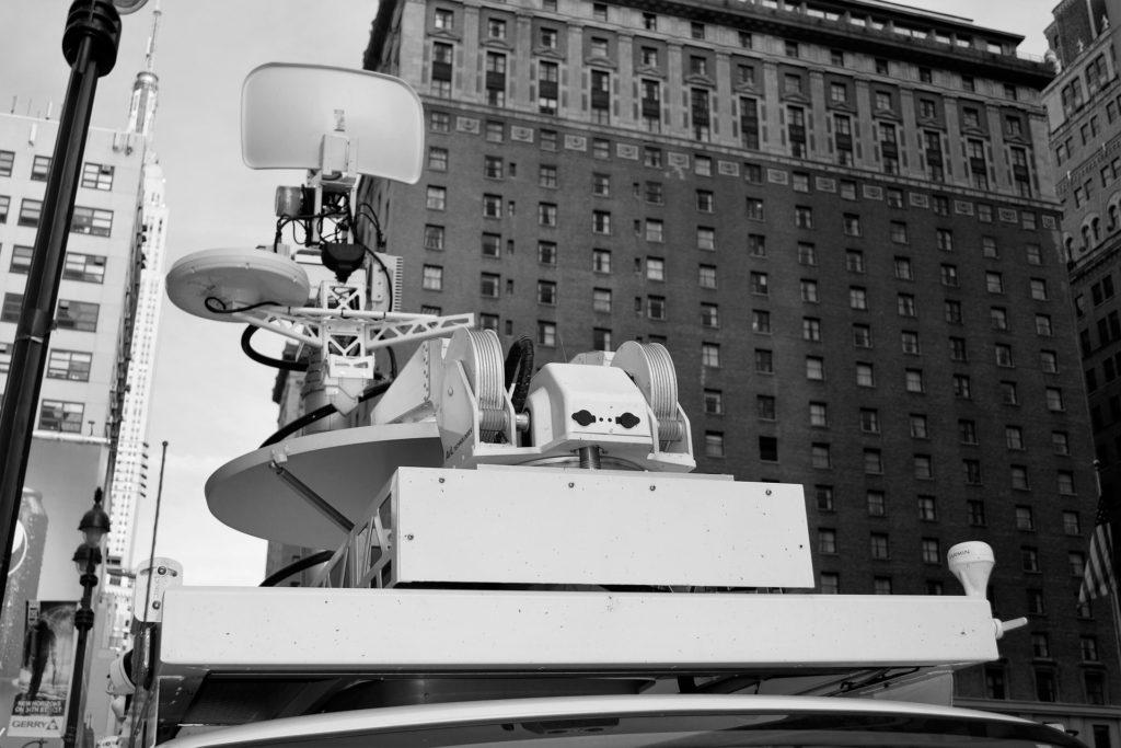 broadcast units